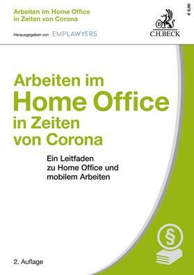 EMPLAWYERS | Arbeiten im Home Office in Zeiten von Corona | Buch | sack.de
