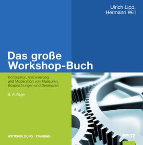 Lipp / Will | Das große Workshop-Buch | Buch | sack.de