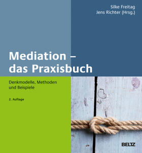 Freitag / Richter | Mediation - das Praxisbuch | Buch | sack.de