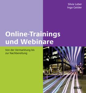 Luber / Geisler | Online-Trainings und Webinare | Buch | sack.de