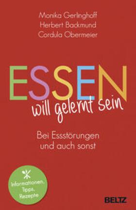 Gerlinghoff / Backmund / Bittenbinder-Obermeier   Essen will gelernt sein   Buch   sack.de