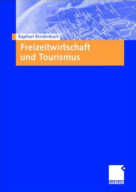 Breidenbach | Freizeitwirtschaft und Tourismus | Buch | sack.de