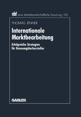 Jenner | Internationale Marktbearbeitung | Buch | sack.de