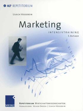 Vossebein / Drosse / Vossebein   Marketing   Buch   sack.de