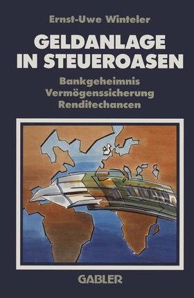 Winteler | Geldanlage in Steueroasen | Buch | sack.de