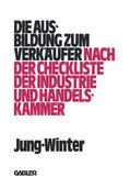 Jung / Winter    Die Ausbildung zum Verkäufer   Buch    Sack Fachmedien