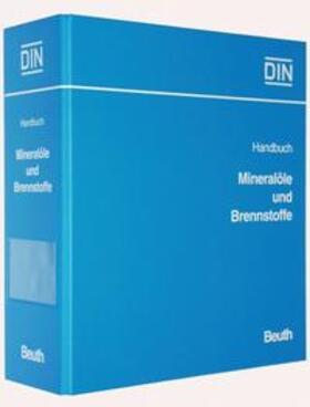 Handbuch Mineralöle und Brennstoffe | Loseblattwerk | sack.de
