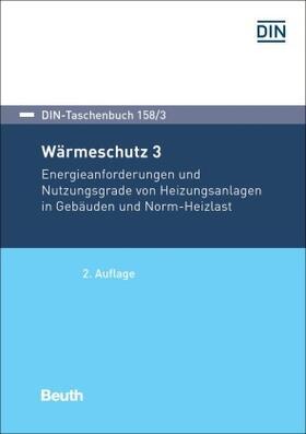 Wärmeschutz 3   Buch   sack.de