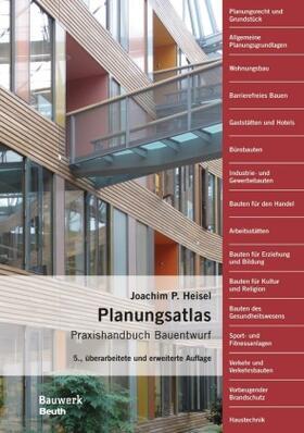 Heisel / Heisel   Planungsatlas   Buch   sack.de