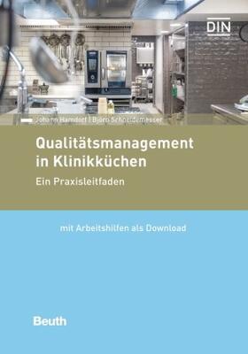 Hamdorf / Schneidemesser | Qualitätsmanagement in Klinikküchen | Buch | sack.de
