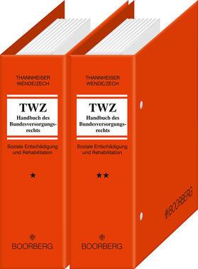 Frank | Handbuch des Bundesversorgungsrechts (TWZ) | Loseblattwerk | sack.de