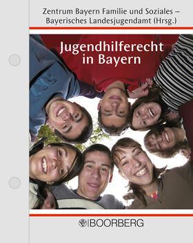 Jugendhilferecht in Bayern   Loseblattwerk   sack.de