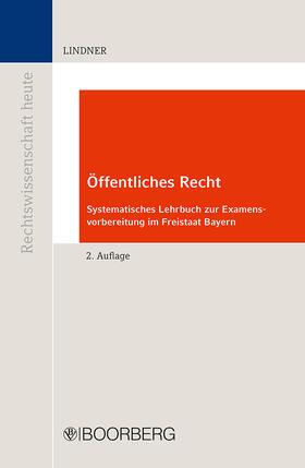 Lindner | Öffentliches Recht | Buch | sack.de