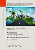 Frey / Derpa / Hager |  Windenergie erfolgreich gestalten | eBook | Sack Fachmedien