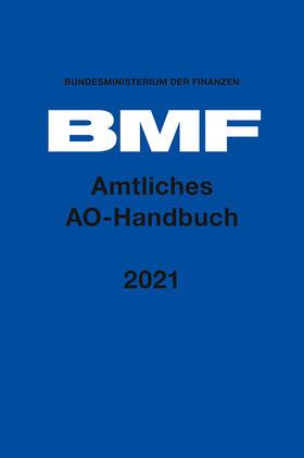 Amtliches AO-Handbuch 2021; . | Buch | sack.de