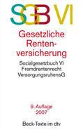 Niesel / Polster |  SGB VI, Gesetzliche Rentenversicherung | Buch |  Sack Fachmedien