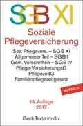 SGB XI Soziale Pflegeversicherung | Buch |  Sack Fachmedien