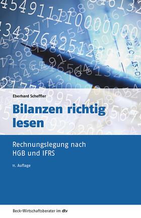 Scheffler | Bilanzen richtig lesen | Buch | sack.de