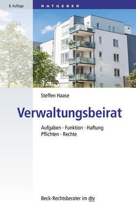 Haase | Verwaltungsbeirat | Buch | sack.de