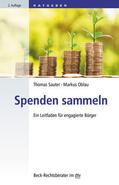Sauter / Oblau |  Spenden sammeln | Buch |  Sack Fachmedien