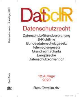Datenschutzrecht (DatSchR) | Buch | sack.de