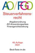 Abgabenordnung: AO / FGO | Buch |  Sack Fachmedien