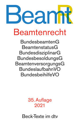 Beamtenrecht (BeamtR) | Buch | sack.de