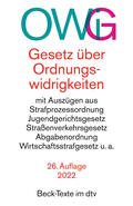    Gesetz über Ordnungswidrigkeiten: OWiG   Buch    Sack Fachmedien