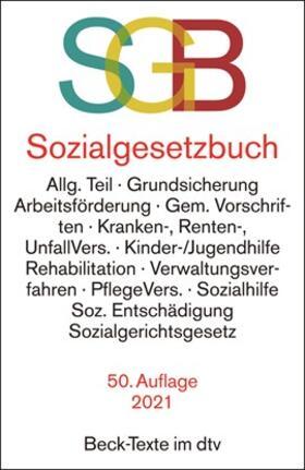 Sozialgesetzbuch mit Sozialgerichtsgesetz: SGB   Buch   sack.de