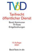 Tarifrecht öffentlicher Dienst: TVöD   Buch    Sack Fachmedien