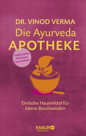 Verma | Die Ayurveda-Apotheke | Buch | sack.de