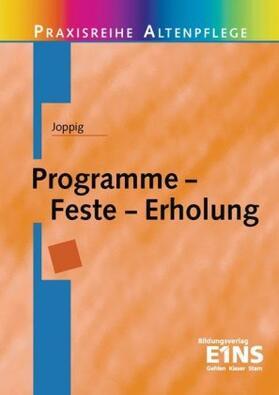 Programme - Feste - Erholung | Buch | sack.de