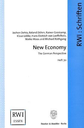Dehio / Döhrn / Graskamp | New Economy. | Buch | sack.de