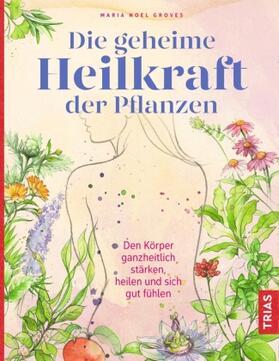 Groves | Die geheime Heilkraft der Pflanzen | Buch | sack.de
