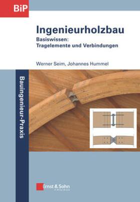 Seim / Hummel | Ingenieurholzbau | Buch | sack.de