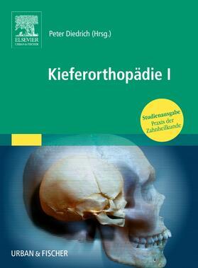 Diedrich | Kieferorthopädie, Studienausgabe. Tl.1 | Buch | sack.de