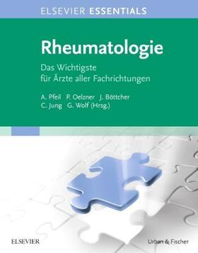 Pfeil / Oelzner / Böttcher | Elsevier Essentials Rheumatologie | Buch | sack.de