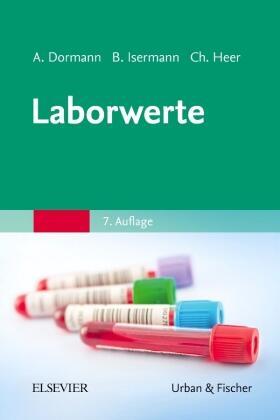 Dormann / Isermann / Heer | Laborwerte | Buch | sack.de