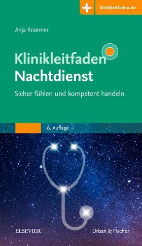 Kraemer | Klinikleitfaden Nachtdienst | Buch | sack.de