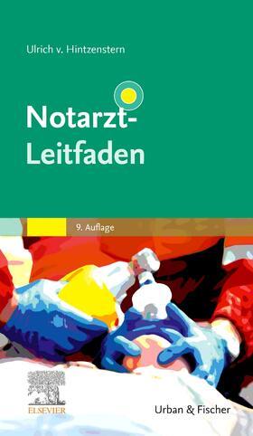 Hintzenstern | Notarzt-Leitfaden | Buch | sack.de