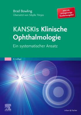 Bowling | Kanskis Klinische Ophthalmologie, Studienausgabe | Buch | sack.de
