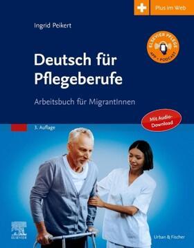 Peikert   Deutsch für Pflegeberufe   Buch   sack.de