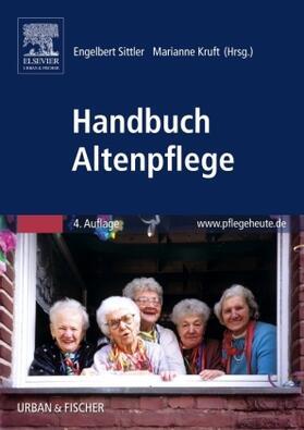 Sittler / Kruft | Handbuch Altenpflege | Buch | sack.de