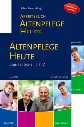 Altenpflege Heute, 2 Bde.   Buch   sack.de