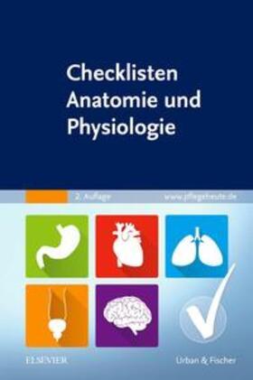 Elsevier GmbH   Checklisten Anatomie und Physiologie   Buch   sack.de