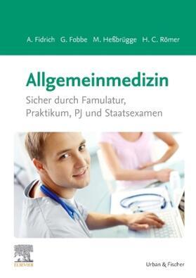 Fidrich / Fobbe / Heßbrügge   Allgemeinmedizin   Buch   sack.de