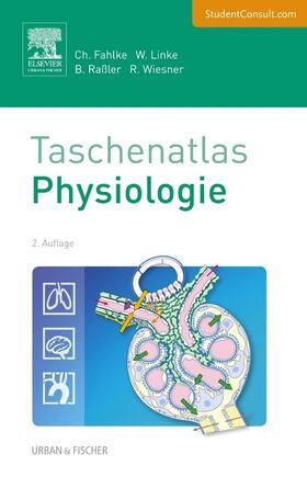 Fahlke / Linke / Raßler   Taschenatlas Physiologie   Buch   sack.de