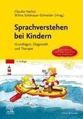 Hachul / Schönauer-Schneider |  Sprachverstehen bei Kindern | Buch |  Sack Fachmedien