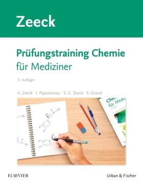 Grond / Zeeck / Papastavrou   Prüfungstraining Chemie   Buch   sack.de