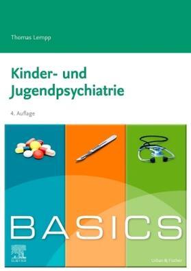 Lempp | BASICS Kinder- und Jugendpsychiatrie | Buch | sack.de